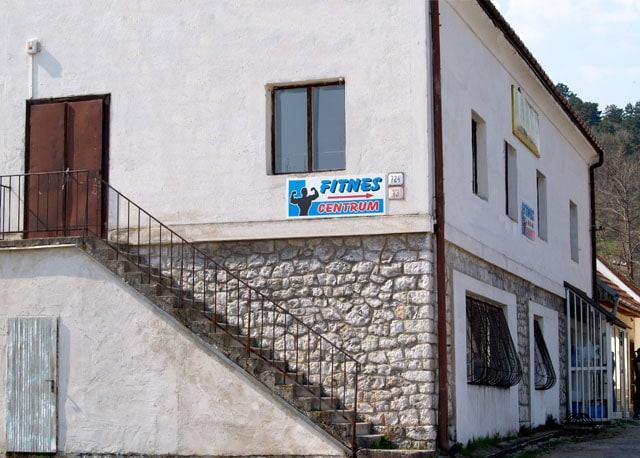Fitnes centrum