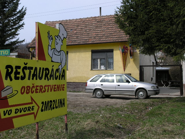 Denný bar pod Molpírom