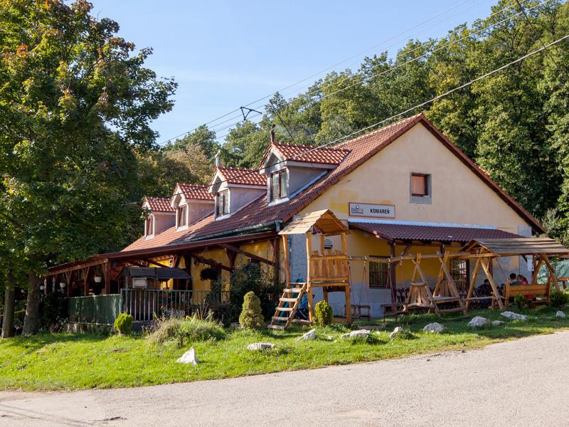 Reštaurácia Penzión Koniareň