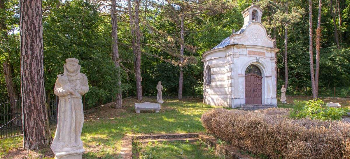 kaplnka svätého vendelína smolenice